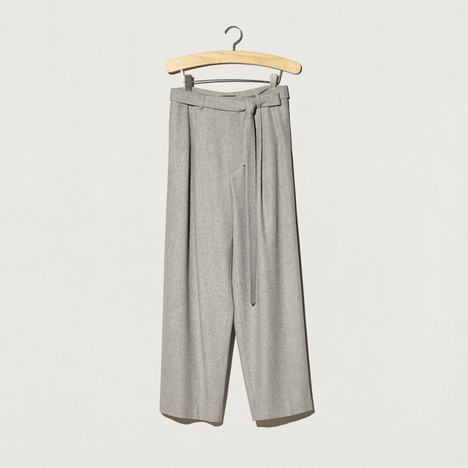 N.EDITION WOOL PANTS