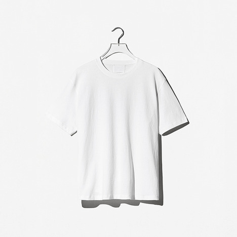 N.EDITION OVER T-SHIRT White
