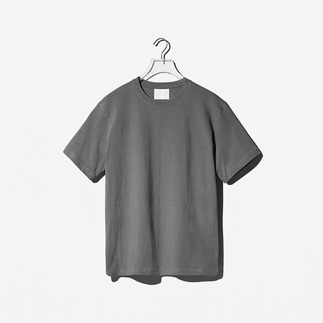 N.EDITION OVER T-SHIRT Charcoal