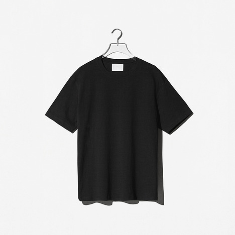 N.EDITION OVER T-SHIRT Black
