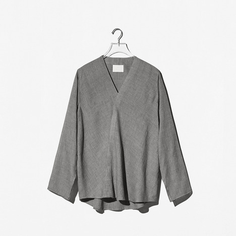 N.EDITION V-SHIRT Gray