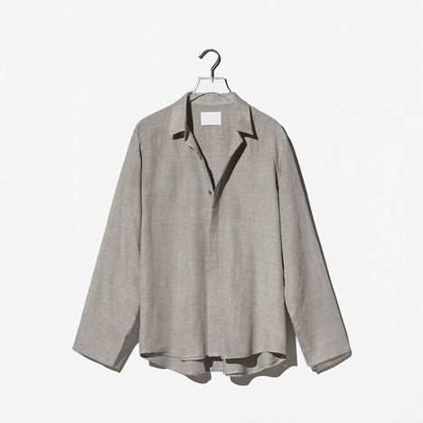 N.EDITION DOUBLE SHIRT Beige