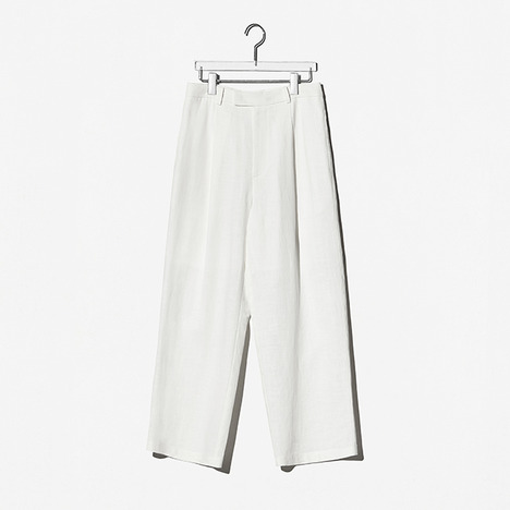 N.EDITION OVER PANTS Ivory