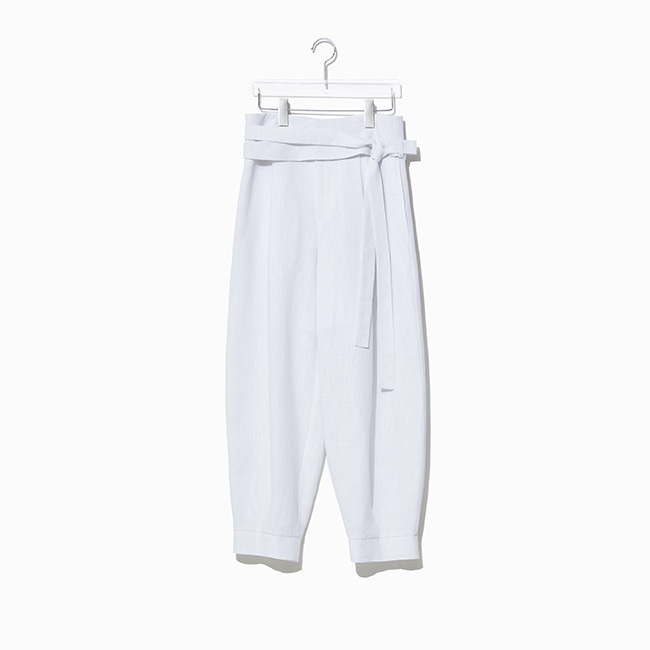 WING PANTS white