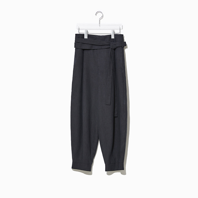 WING PANTS charcoal