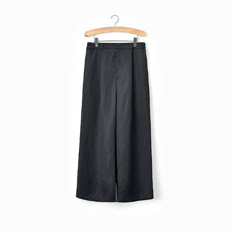 N.5 ROUGE PANTS Black