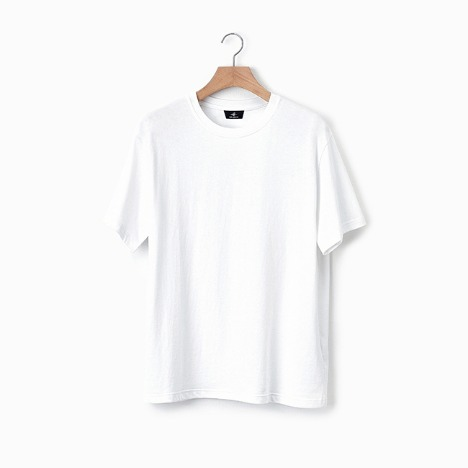 N.5 OVER T-SHIRT White