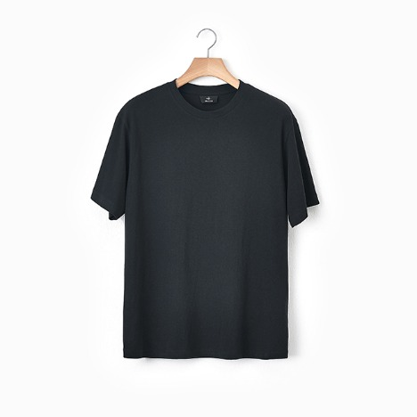 N.5 OVER T-SHIRT Black