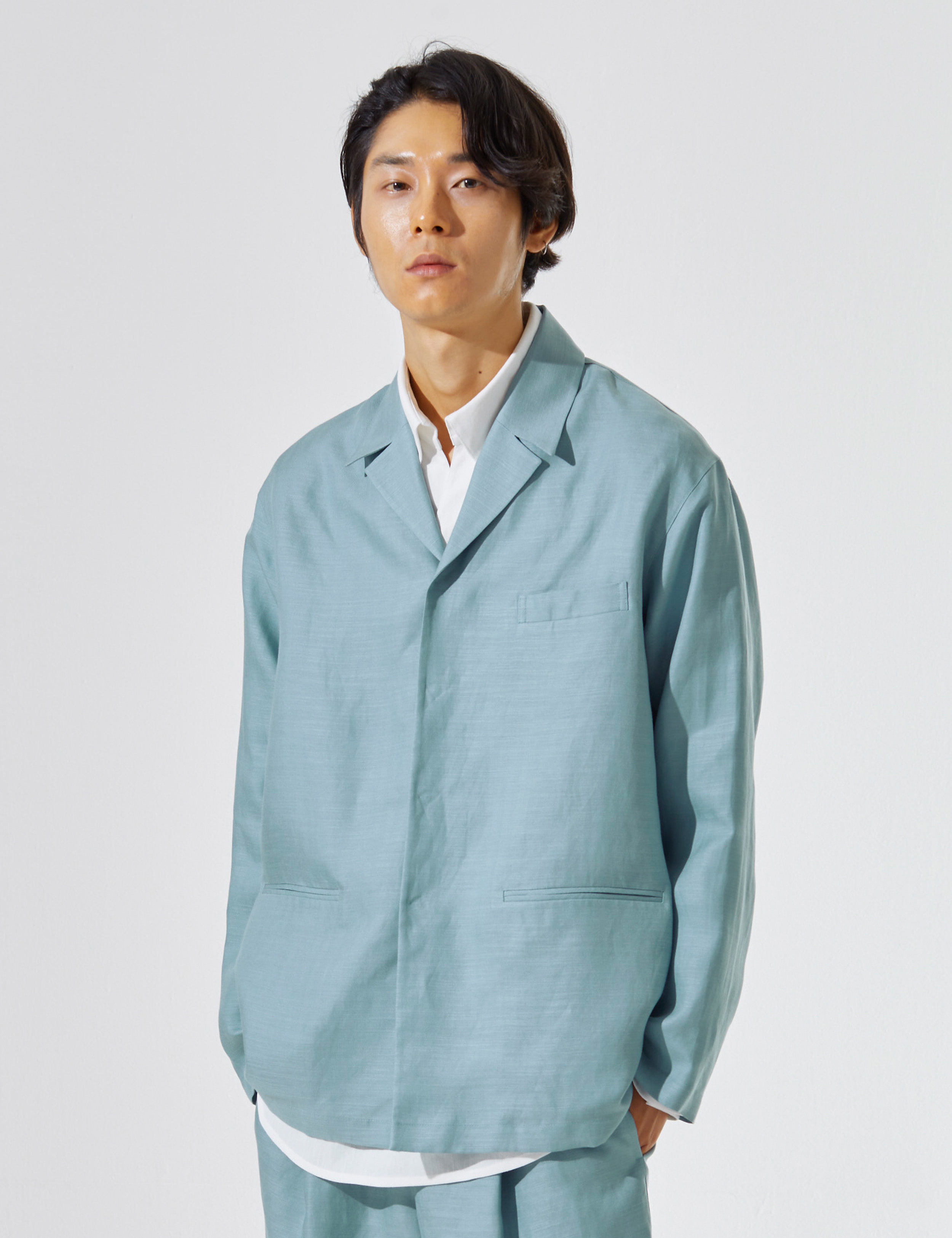 N.7 Shirt-jacket Ciel